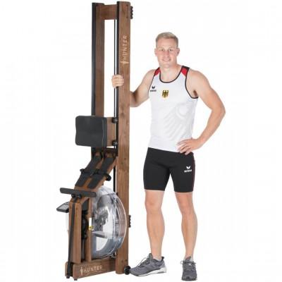 Какие мышцы работают при занятиях на гребном тренажере?