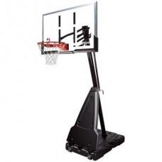 """Баскетбольная стойка мобильная, акрил Spalding Portable - 54"""" Acrylic арт. 71564CN"""
