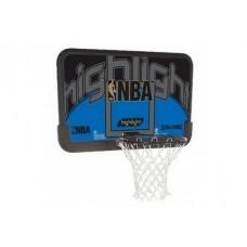 """Баскетбольный щит Spalding NBA Highlight 44"""" Composite"""