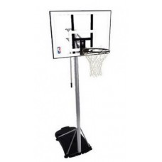 Баскетбольная стойка Spalding Silver 44
