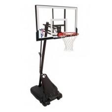 """Баскетбольная стойка Spalding Gold 48"""" Арт. 66634CN"""